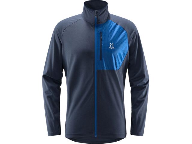 Haglöfs Mirre Mid Jacket Men tarn blue